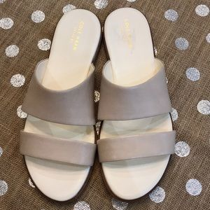 Cole Haan Anica Sandal Women's 8.5B color Ivory